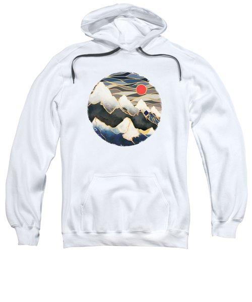 Ice Mountains Sweatshirt