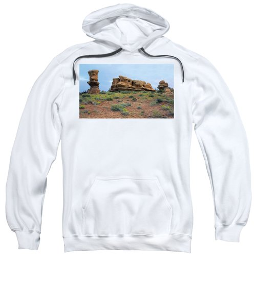 Idol Time Pano Version Sweatshirt