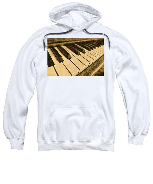If Monet Played Sweatshirt