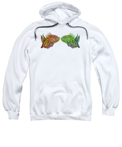 Iguana Love Sweatshirt