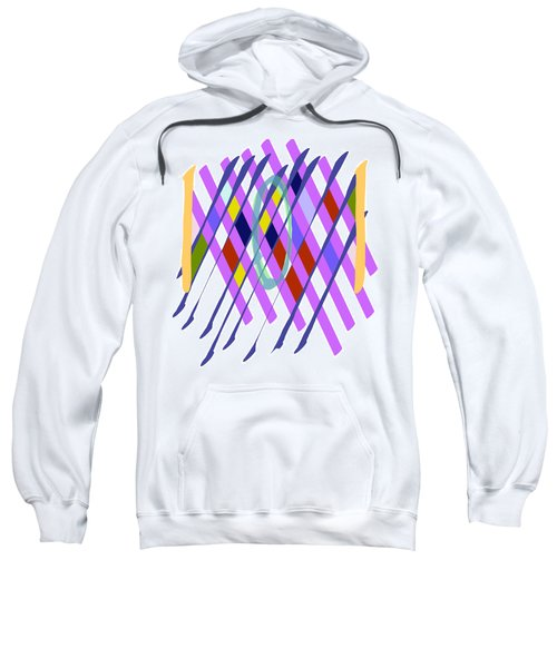 Improvised Geometry #1 Sweatshirt