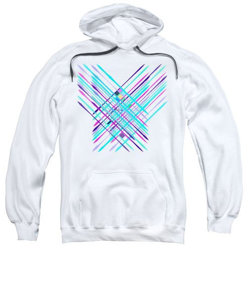 Improvised Geometry #2 Sweatshirt