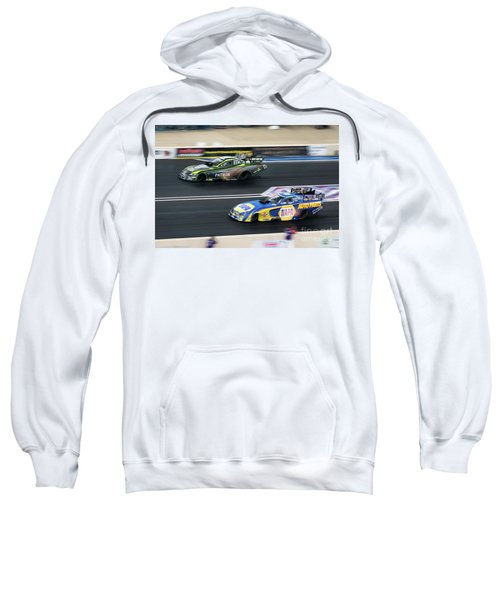 In A Blur Sweatshirt