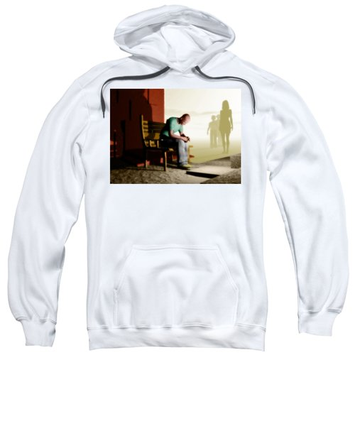In A Fog Of Isolation Sweatshirt