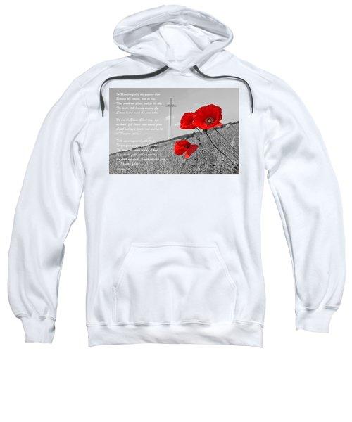 In Flanders Fields Sweatshirt