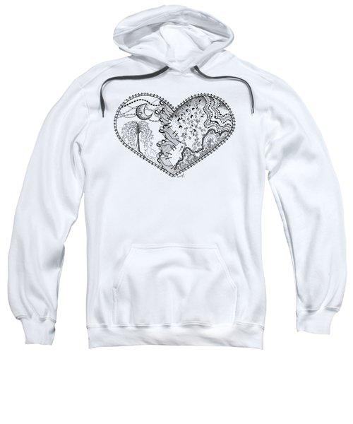 Repaired Heart Sweatshirt