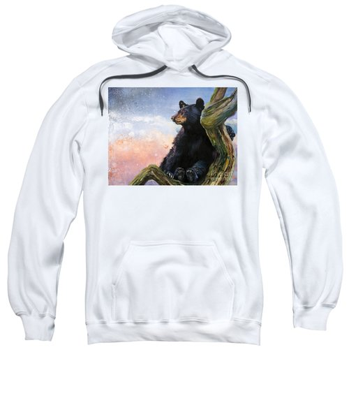 In The Eyes Of Innocence  Sweatshirt
