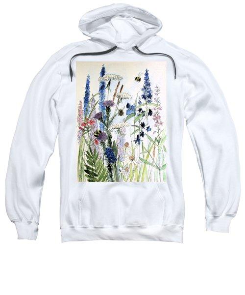 In The Garden Sweatshirt