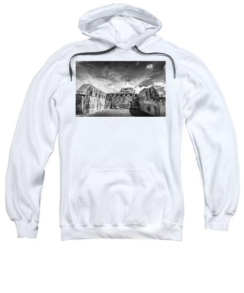 Inca Walls. Sweatshirt