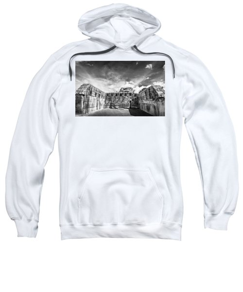 Inca Walls. Sweatshirt