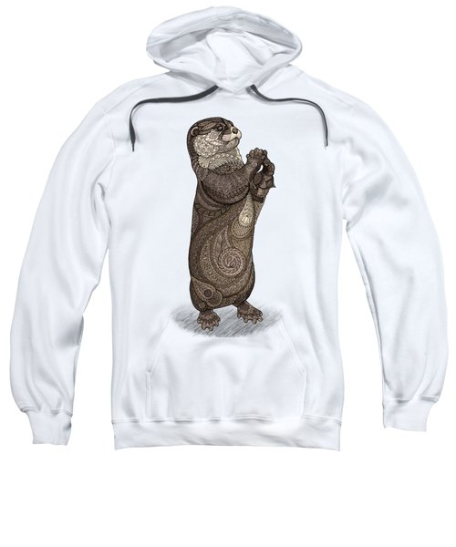 Infatuated Otter Sweatshirt by ZH Field