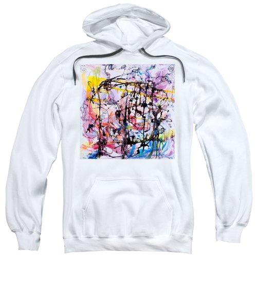 Information Network Sweatshirt