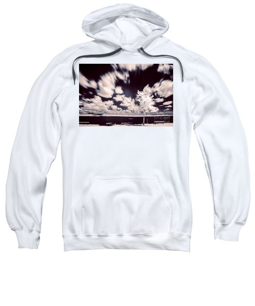Infrared Lake Sweatshirt