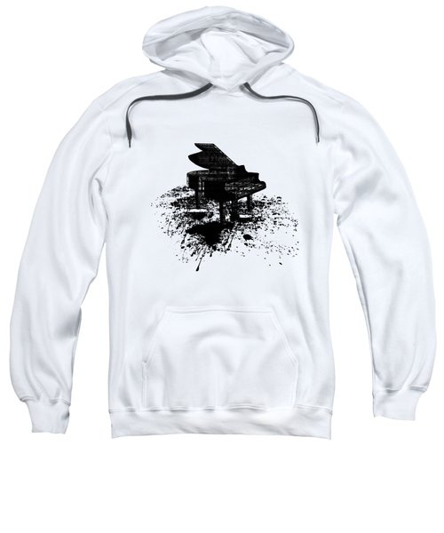 Inked Piano Sweatshirt