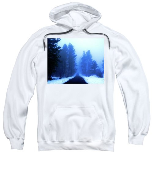 Into The Misty Unknown Sweatshirt