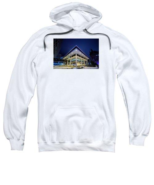 Inverted Pyramid Sweatshirt