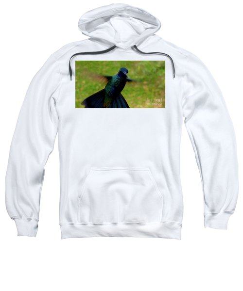 Invisible Wings, By Tom Thumb Sweatshirt