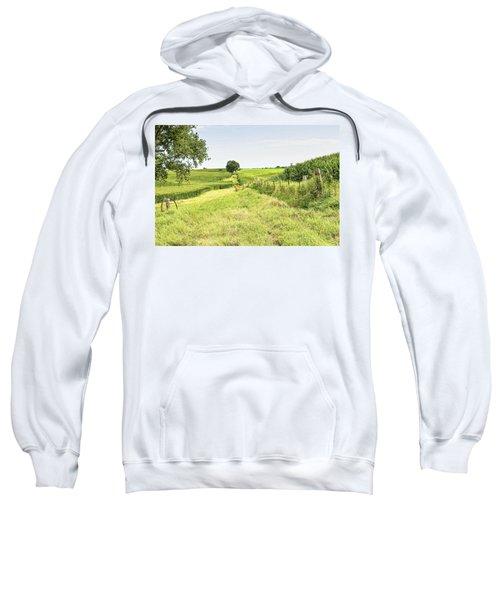 Iowa Corn Field Sweatshirt