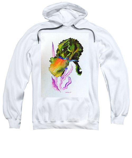 Iris Of A Different Color Sweatshirt