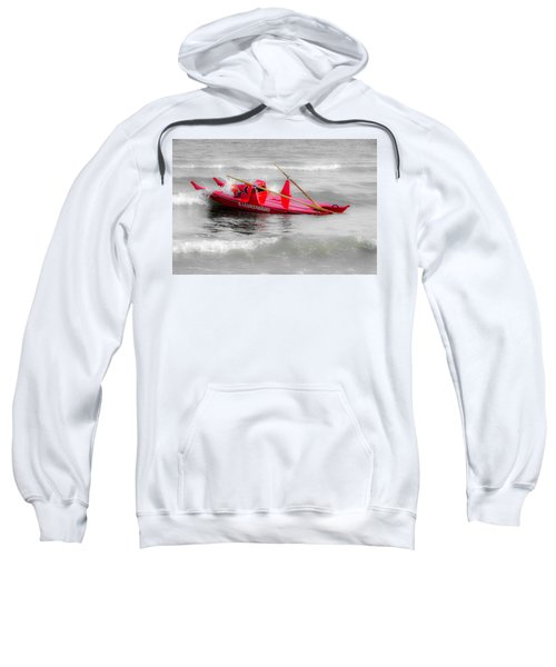 Italian Life Guard Boat Sweatshirt
