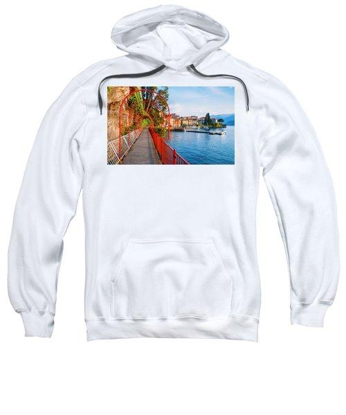 Italian Walk Of Love  Sweatshirt