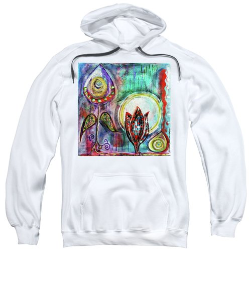 It's Connected To The Moon Sweatshirt