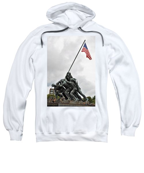 Iwo Jima Memorial Sweatshirt