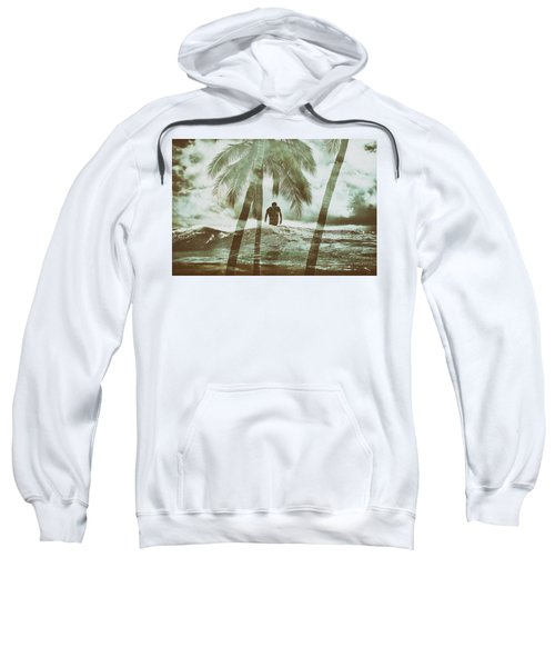 Izzy Jive And Palms Sweatshirt