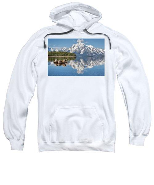 Jackson Lake, Gtnp Sweatshirt