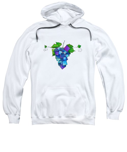Jamurissa - Square Grapes Sweatshirt