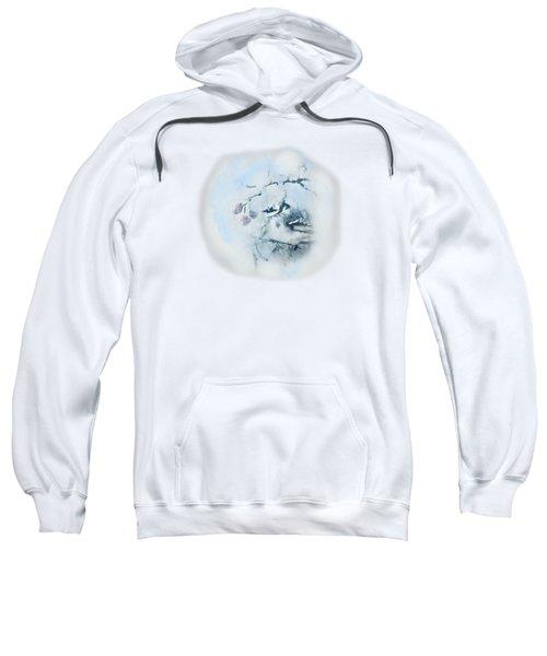 January Bluejay  Sweatshirt