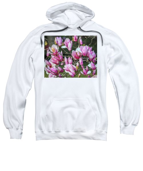 Japanese Blooms Sweatshirt