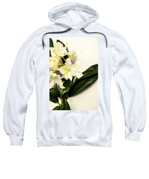 Japanese Flower Art Sweatshirt