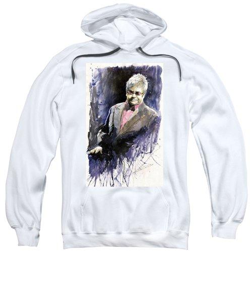 Jazz Sir Elton John Sweatshirt