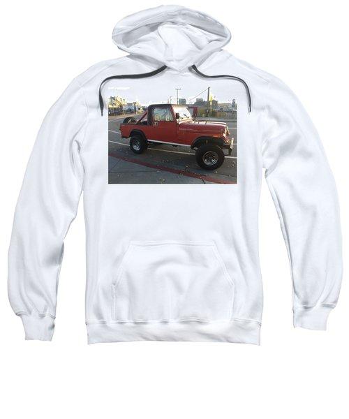 Jeep Cj8 Scrambler Sweatshirt