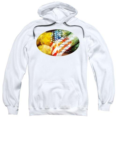 Jefferson's Farm Sweatshirt by Anita Faye