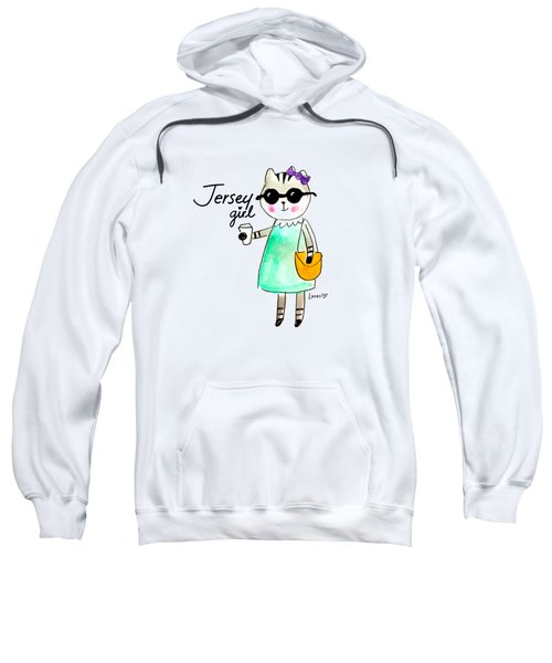 Jersey Girl Sweatshirt