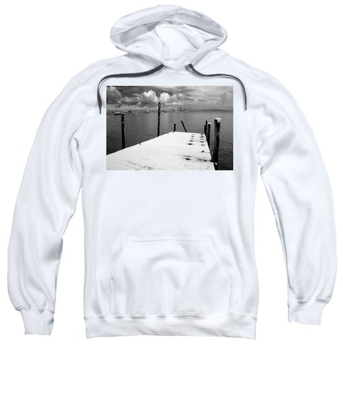 Jetty, Rhos-on-sea Sweatshirt