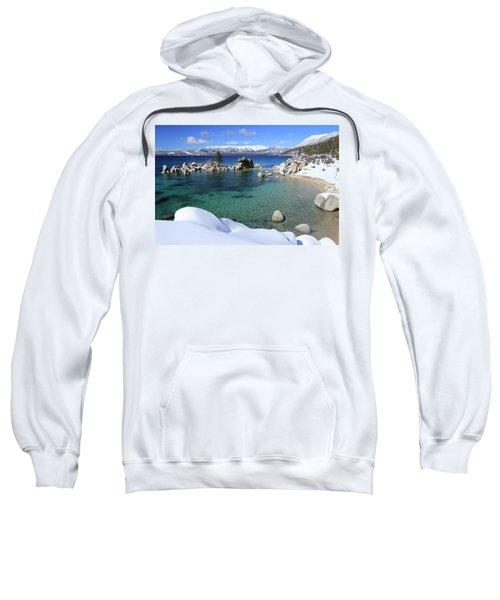 Jewels Of Winter Sweatshirt