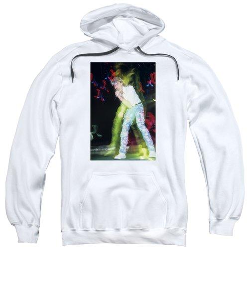 Joe Elliott Of Def Leppard Sweatshirt