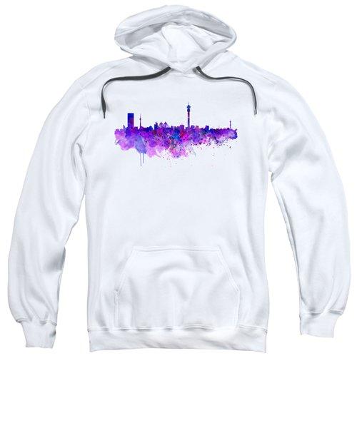 Johannesburg Skyline Sweatshirt