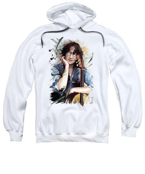 John Lennon Sweatshirt