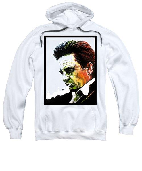 Johnny Cash Sweatshirt