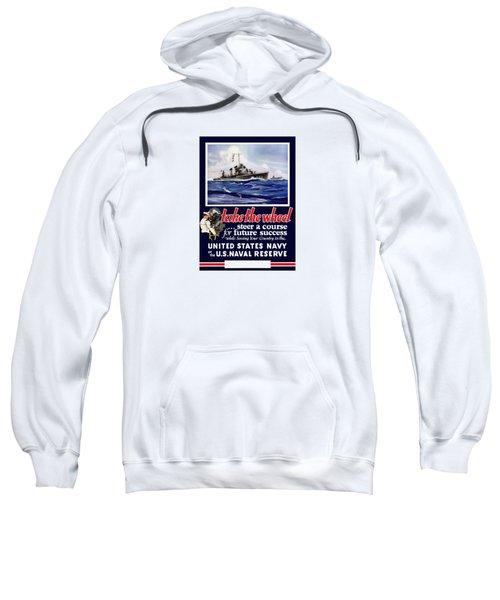 Join The Us Navy - Ww2 Sweatshirt