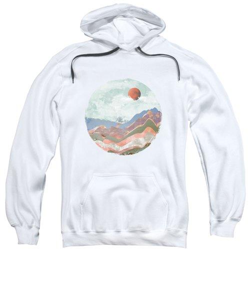 Journey To The Clouds Sweatshirt by Katherine Smit