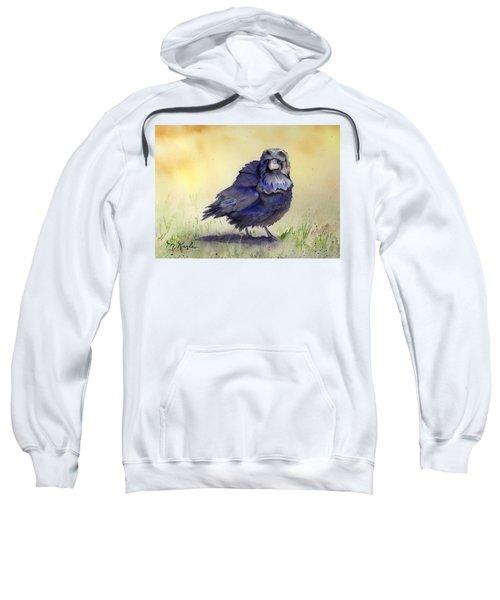 Judy's Raven Sweatshirt
