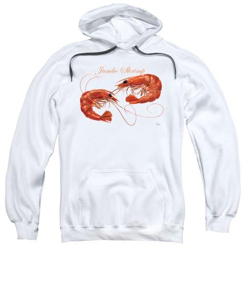 Jumbo Shrimp Sweatshirt