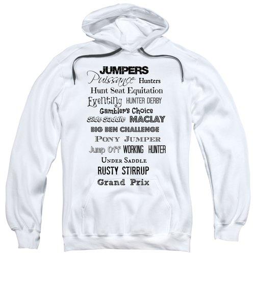 Jumper Terms Sweatshirt