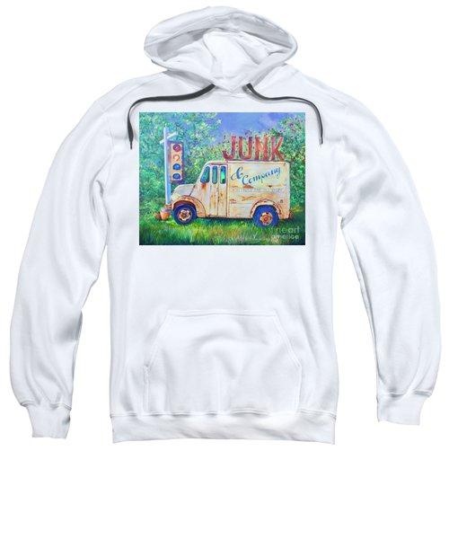 Junk Truck Sweatshirt
