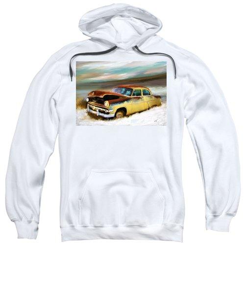 Just Needs A Paint Job Sweatshirt